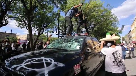 Detienen a tres policías en México por la muerte de un hombre bajo custodia