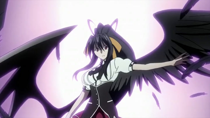 'High School DxD' Profile: Akeno Himejima