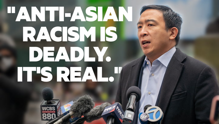 WATCH: Democrats are condemning the attacks against Asian Americans after Atlanta shooting