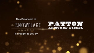 Watch an encore presentation of the Snowflake Awards here