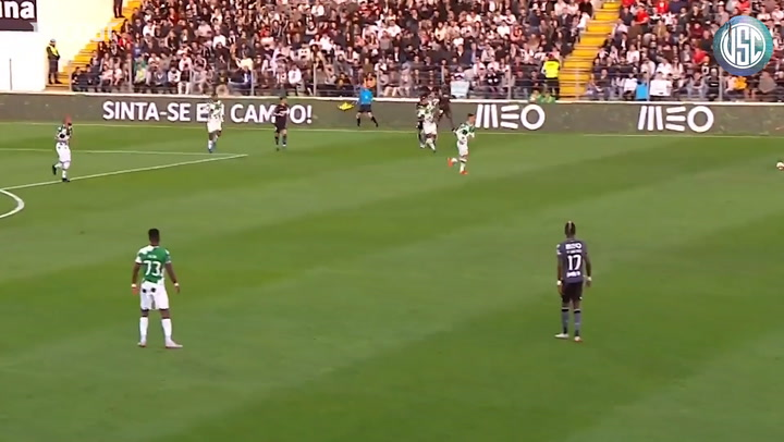 Vitória SC's top 10 goals from the 2018-19 season