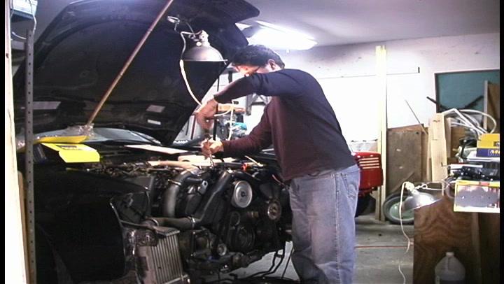 Car Repairs- The American Garage