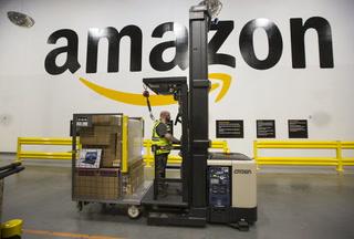 Amazon's North Las Vegas fulfillment center
