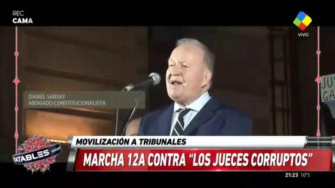 {altText(Marcha #12A en Tribunales contra