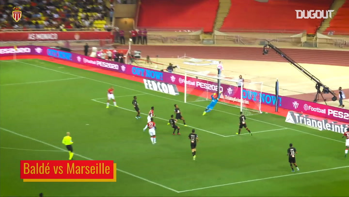 Monaco top five Ligue 1 goals in 2019-20