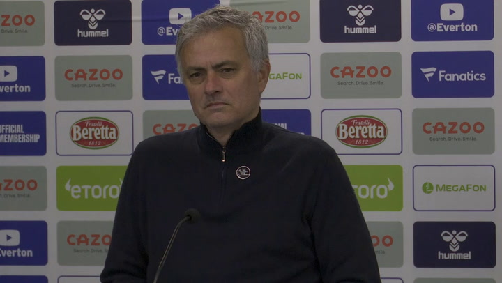I don't want to feed speculation over Kane's injury!, Jose Mourinho HD