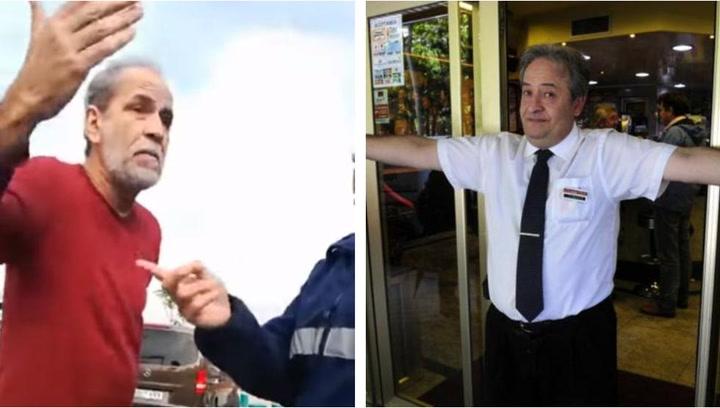 """Willy Toledo se las tiene con el camarero que se enfrentó a Pablo Iglesias: """"Te reviento la cabeza"""""""
