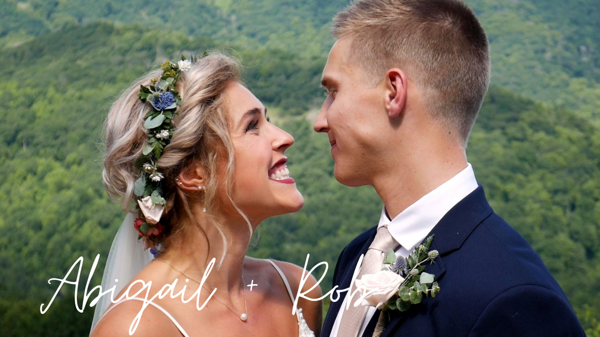 Abigail + Rob | Montreat, North Carolina | Family home