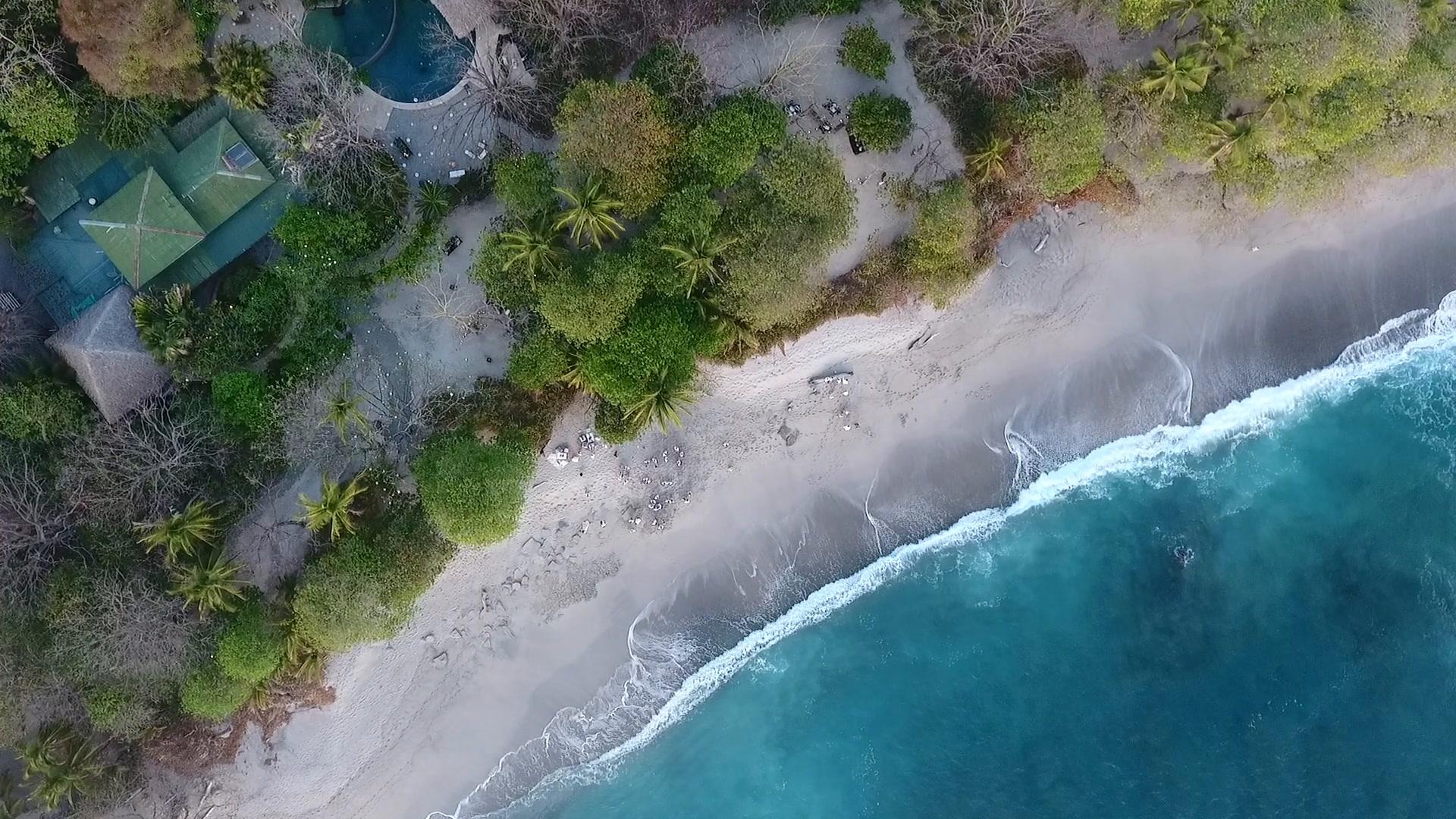 Jessi  + Scott | Santa Teresa Beach, Costa Rica | Flor Blanca Resort