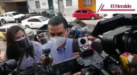 Marco Bográn acude a declarar a la Atic por denuncias de irregularidades