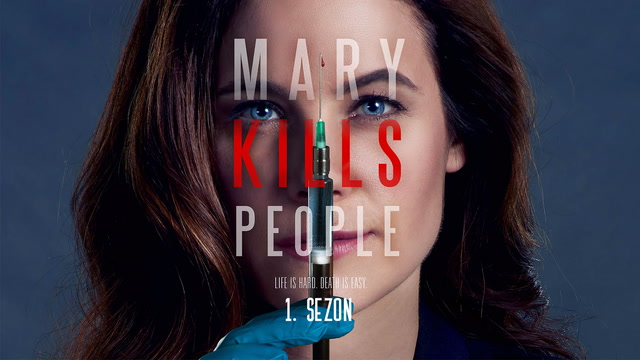 Mary Kills People - 1. Sezon