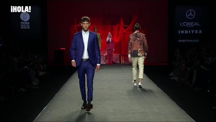 Fashion Week Madrid primavera-verano 2019: García Madrid