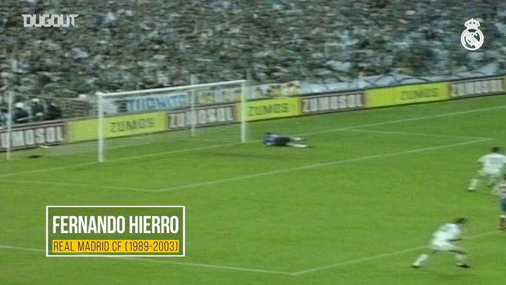 Club Legends: Fernando Hierro