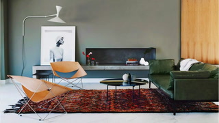 How to position a rug: tips from an