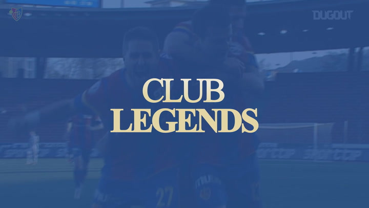 Club Legends: Alexander Frei