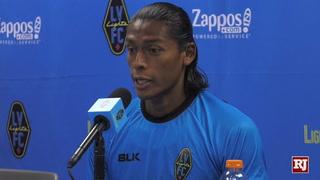 Huiqui, Sanchez talk after Lights FC's 1-1 draw with Sacramento