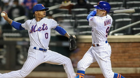 Marcus Stroman has been terrific and Brandon Nimmo is starting to shine