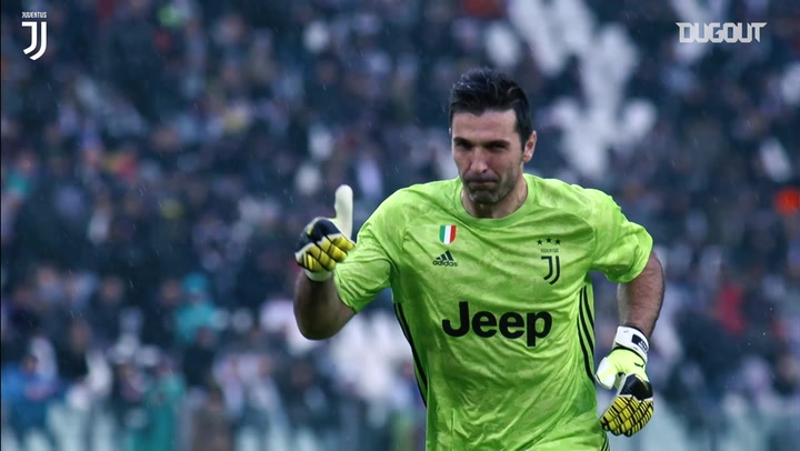 Gianluigi Buffon's best saves