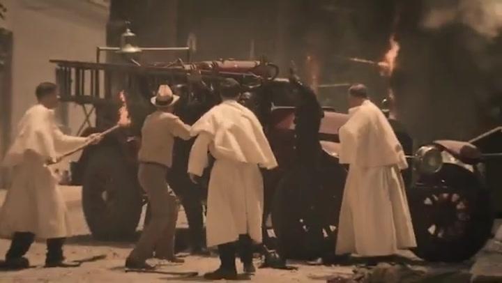 Watchmen depicts 1921 Tulsa race massacre