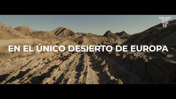 La espectacular Titan Desert se desplaza a Almería
