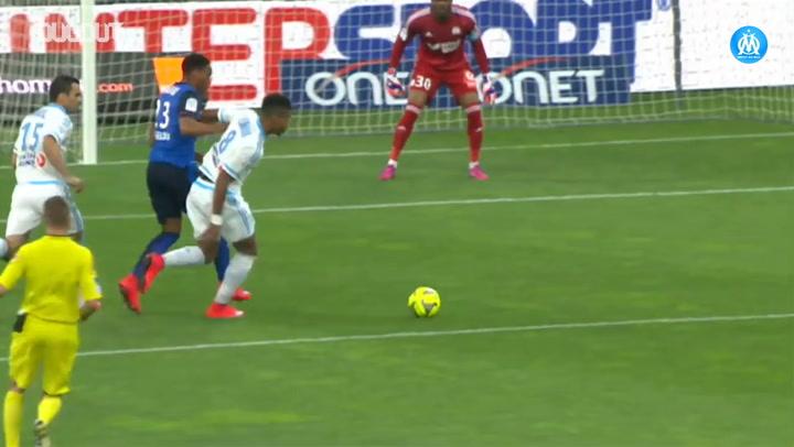 Marseille's dramatic win vs Monaco