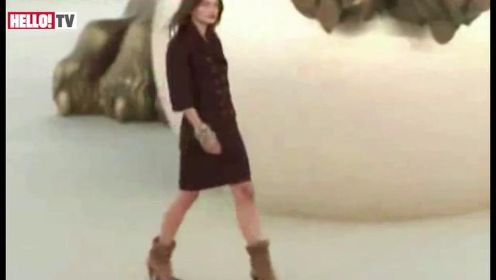 Paris Haute Couture: Chanel autumn/winter 2010/11