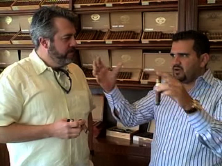 Dave Visits Padilla Cigar Factory