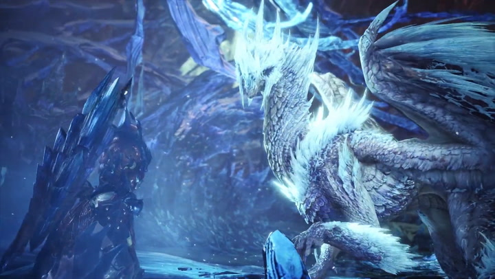 Monster Hunter World  Iceborne - Tráiler De Lanzamiento