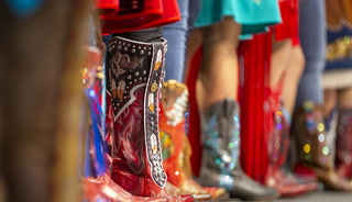 Justin Boots, Miss Rodeo America Parade – Video