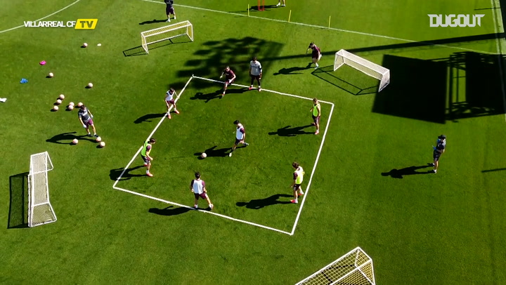 Villarreal's relay rondo