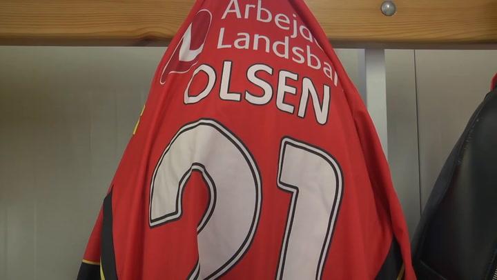 El Barça sigue al joven danés Andreas Skov Olsen