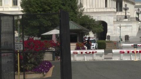 Capitolio de EEUU en alerta por acto de apoyo a quienes lo invadieron en enero