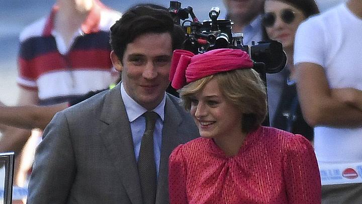 ¿Qué opina el príncipe Guillermo de la representación de Diana en 'The Crown'?