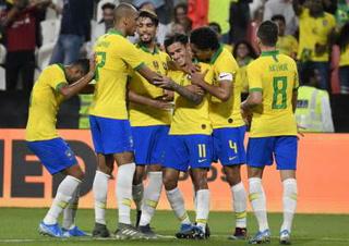 Brasil despide el año con una cómoda victoria contra Corea del Sur