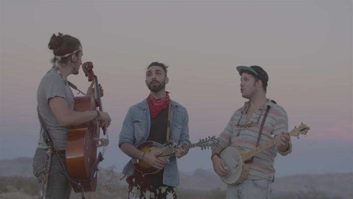 Magic Giant's Set on Fire Video Takes You to the Desert