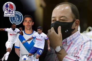 Habla Osman Madrid: Clásico Olimpia-Motagua en Nueva York, cuántos fichajes más harán y el tema del