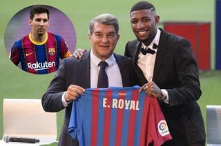 Laporta presenta el nuevo fichaje del Barcelona y su imperdible reacción sobre la posible marcha de Messi