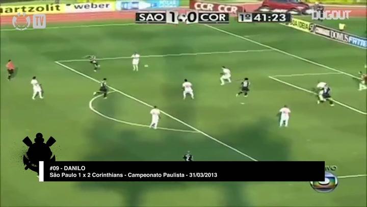 أهداف لا تصدق: دانيلو أمام ساو باولو