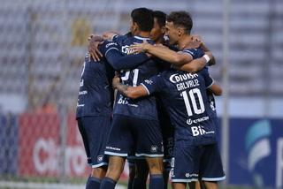 ¡Motagua sigue con marcha perfecta en el Clausura tras derrotar sin problemas a Real Sociedad!