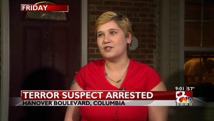 Terror plot suspect's friend shocked to hear accusations