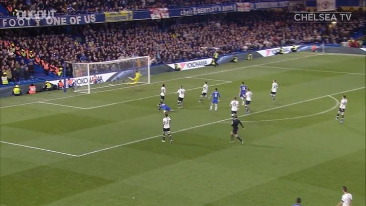 Chelsea's super Stamford Bridge strikes vs Spurs