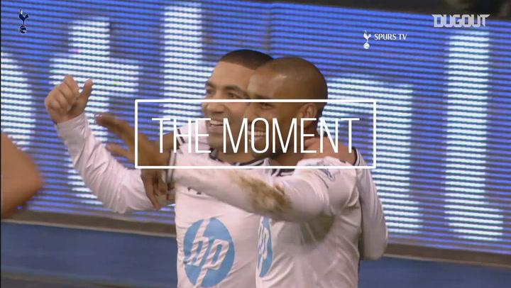 The Moment: Jermain Defoe's Final Spurs Goal