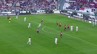 Cristiano Ronaldo anota y pone a ganar a la Juventus sobre Genoa