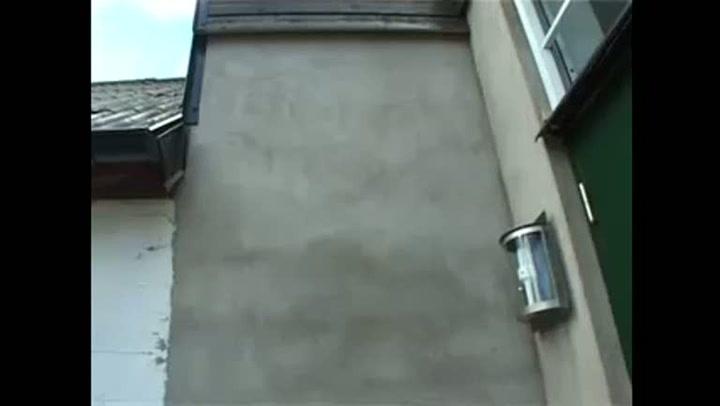 Hvordan male betongfasader