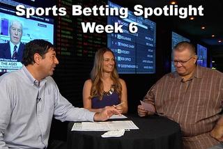 Sports Betting Spotlight Week 6