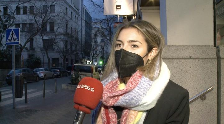 Anna Ferrer, orgullosa de cómo su madre Paz Padilla ha afrontado sus meses más complicados