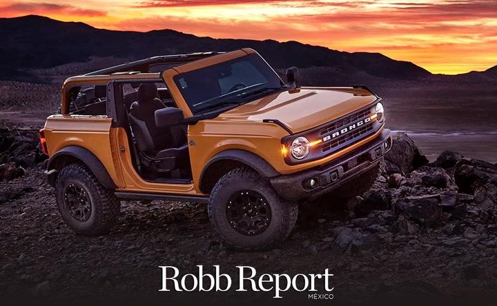 Ford Bronco 2021, el icónico todoterreno
