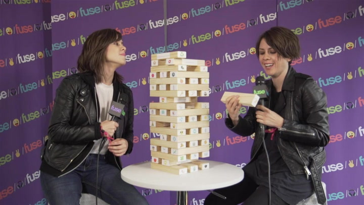 Tegan and Sara Talk 'The Con X' Covers Album, Drinking Stories at Lollapalooza