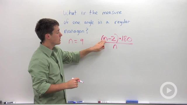 Equiangular Polygon Sums - Problem 1