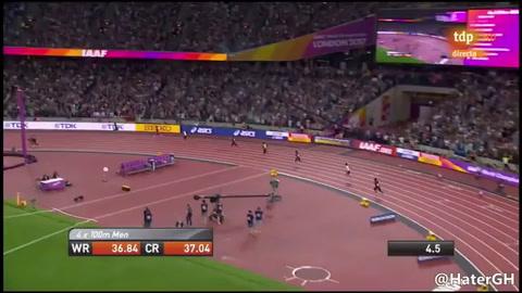 Final desgarrador e impensado para la brillante carrera deportiva de Usain Bolt